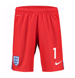 Shorts England Fussball 2016-2017 Away