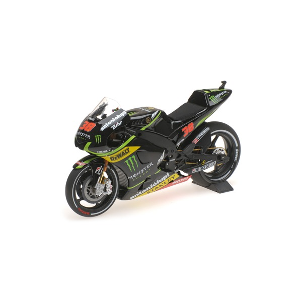 YAMAHA YZR-M1 MONSTER YAMAHA TECH3 BRADLEY SMITH MOTOGP 2014