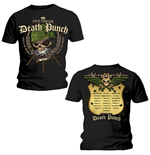Five Finger Death Punch  T-Shirt für Männer - Design: War Head