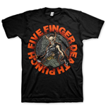 Five Finger Death Punch  T-Shirt für Männer - Design: Seal of Ameth