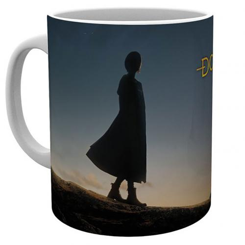 Doctor Who  Tasse
