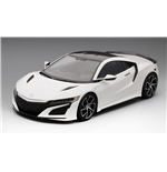 ACURA NSX 130R WHITE CARBON FIBER PACKAGE 2017