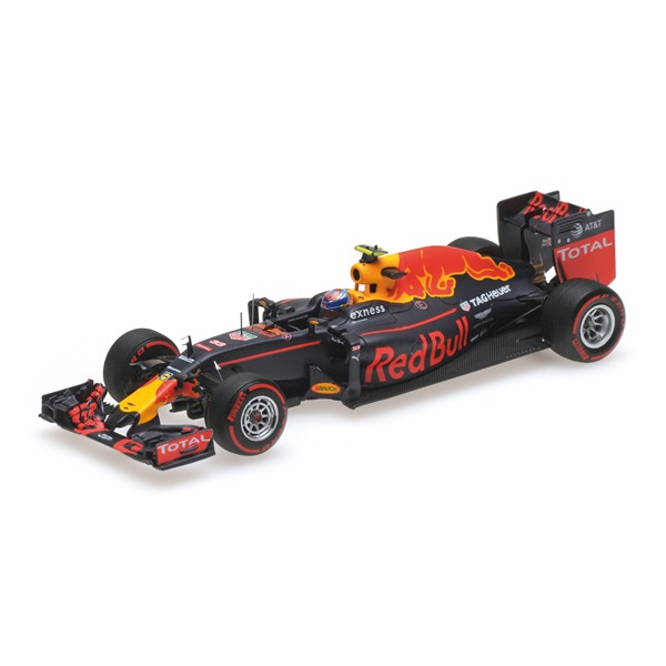RED BULL RB12 MAX VERSTAPPEN 3RD PLACE GERMAN GP 2016