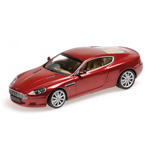 ASTON MARTIN DB9 2009 RED METALLIC