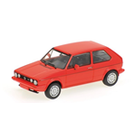 VOLKSWAGEN GOLF GTI PIRELLI 1983 RED