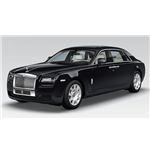 ROLLS ROYCE GHOST EWB DIAMOND BLACK 2012