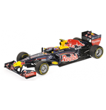 RED BULL MARK WEBBER SHOWCAR 2012