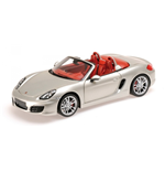 PORSCHE BOXSTER 981 GREY METALLIC 2012