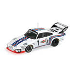 PORSCHE 935 MARTINI RACING ICKS MASS WINNER DIJON 6 HOURS 1976