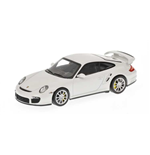 PORSCHE 911 GT2 997 2007 WHITE TOP GEAR