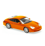 PORSCHE 911 COUPE' 2001 ORANGE RED METALLIC