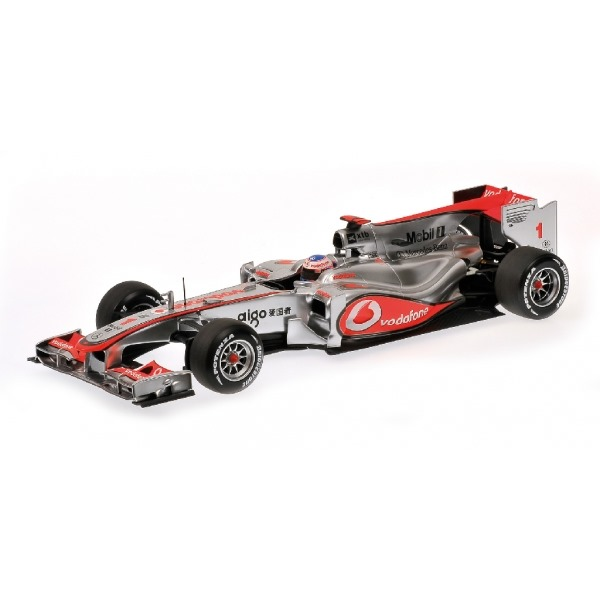 McLAREN MERCEDES MP4-25 J. BUTTON 2010