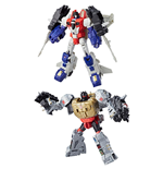 Transformers Generations Power of the Primes Actionfiguren Voyager Class 2018 Wave 1 Sortiment (2)