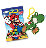 Super Mario Collectible Anhänger Display (24)