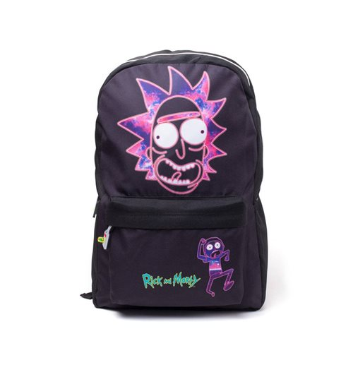 Rick and Morty Rucksack Ricks Face