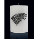 Game of Thrones XXL Kerze House Stark 20 x 13 cm
