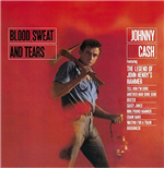 Vinyl Johnny Cash - Blood Sweat And Tears