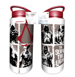 Assassin's Creed Trinkflasche Stencil