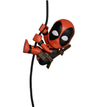 Marvel Comics Scalers Figur Deadpool 5 cm