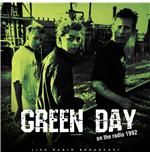Vinyl Green Day - Best Of Live On The Radio 1992