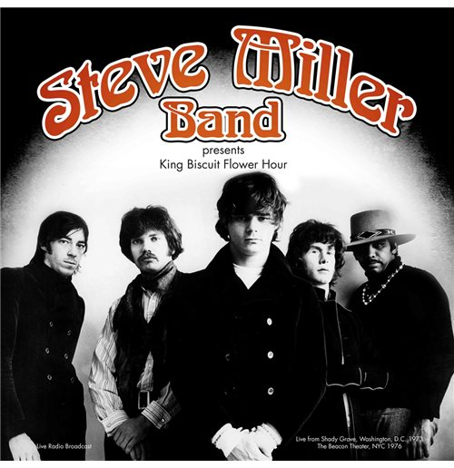 Vinyl Steve Miller Band - Best Of King Biscuit Flower Hour