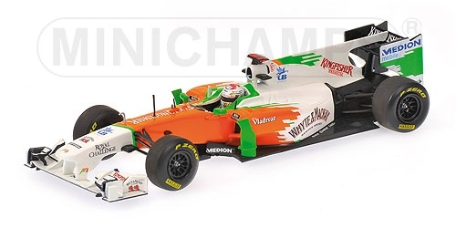 FORCE INDIA SHOWCAR 2011 A. SUTIL