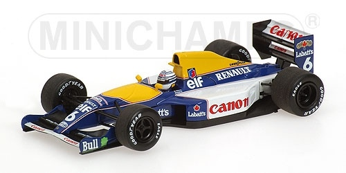WILLIAMS RENAULT FW14 R. PATRESE 1991