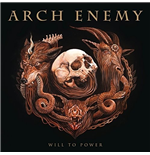 Vinyl Arch Enemy - Will To Power (Lp+Cd)