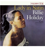 Vinyl Billie Holiday - Lady In Satin