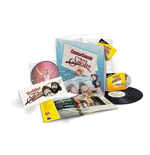 Vinyl Cheech & Chong - Up In Smoke (40Th Anniversary Deluxe Collection)