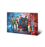 Holzdruck Justice League 308674