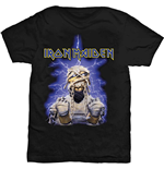 T-Shirt Iron Maiden - Power Slave Mummy