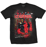 T-Shirt Deadpool 308704