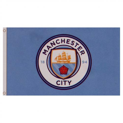 Flagge Manchester City FC 308778