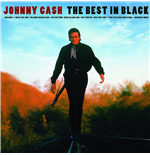 Vinyl Johnny Cash - Best In Black (2 Lp)