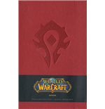 World of Warcraft Notizbuch Horde