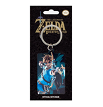 Legend of Zelda Breath of the Wild Metall Schlüsselanhänger Cover 6 cm