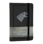 Game of Thrones Mini-Notizbuch House Stark
