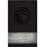 Game of Thrones Notizbuch House Targaryen