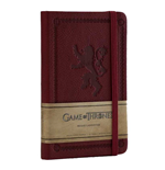 Game of Thrones Mini-Notizbuch House Lannister