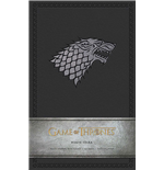 Game of Thrones Notizbuch House Stark