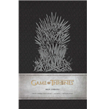 Game of Thrones Notizbuch Iron Throne