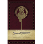 Game of Thrones Notizbuch Hand of the King
