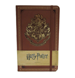 Harry Potter Mini-Notizbuch Hogwarts