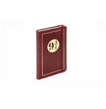 J.K. Rowling's Wizarding World Mini-Notizbuch Travel Journal Platform 9 3/4
