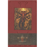 Diablo Notizbuch Burning Hells