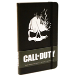 Call of Duty Notizbuch Skull