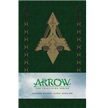 Arrow Notizbuch Logo