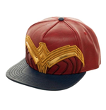 DC Comics Hip Hop Cap Wonder Woman Logo