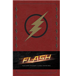 The Flash Notizbuch Logo